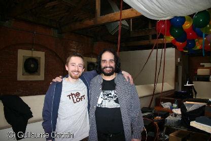 Simon & David